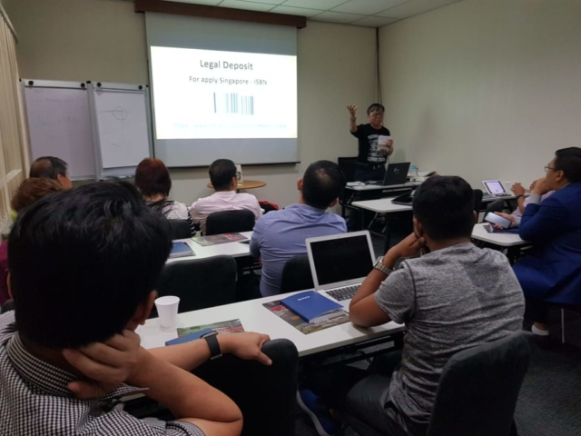 AMG Concept Pte Ltd I Training for Book publish
