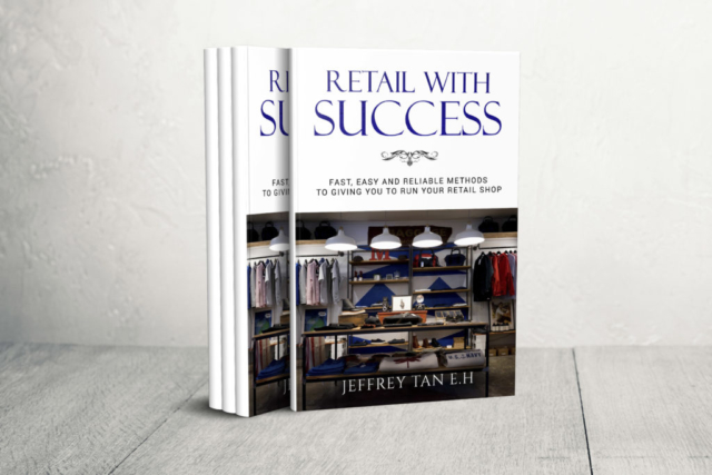 Retail with success Main book